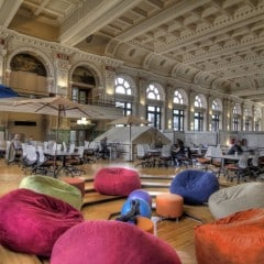 10 Stunning co-working spaces around the world