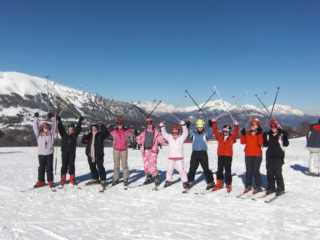 Ski trip booking advice