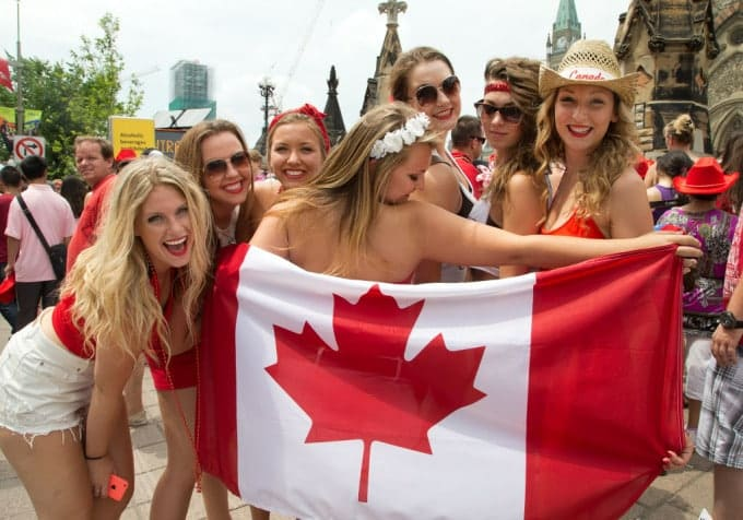 Why vacation in Canada