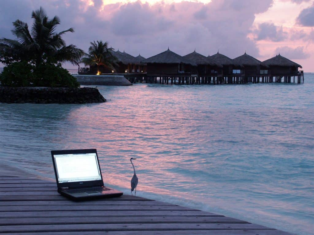 How to be a digital nomad?