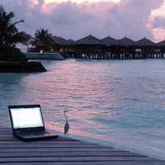 Taking your first steps as a digital nomad