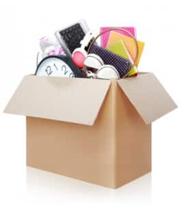Relocation shipping advice
