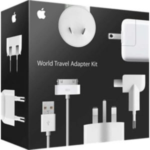 Travel adapters for laptops