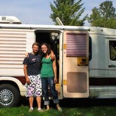 Completing a College Degree While Living in an RV
