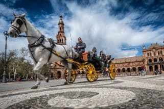 Becoming a Digital Nomad in Seville, Spain