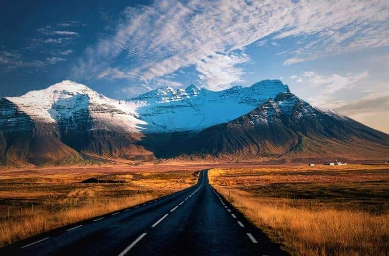 Route one Iceland