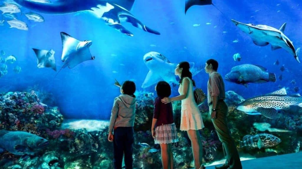Singapore with children