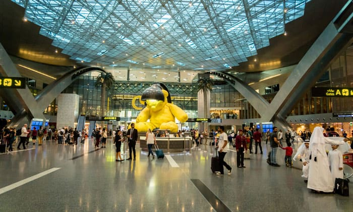 doha airport layover advice