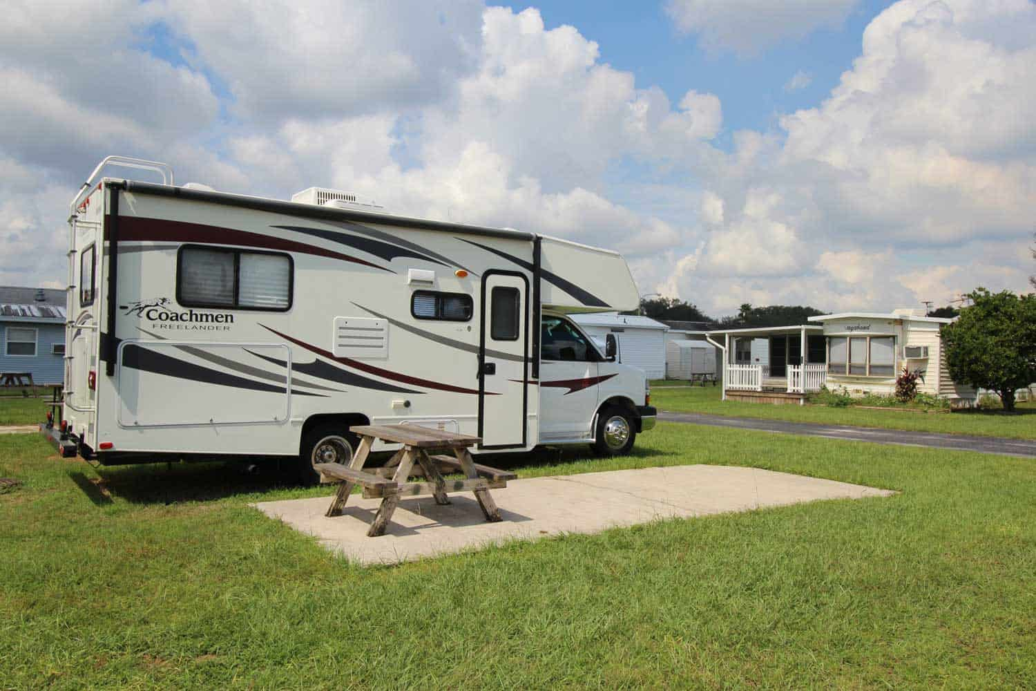 rv rental advice for florida
