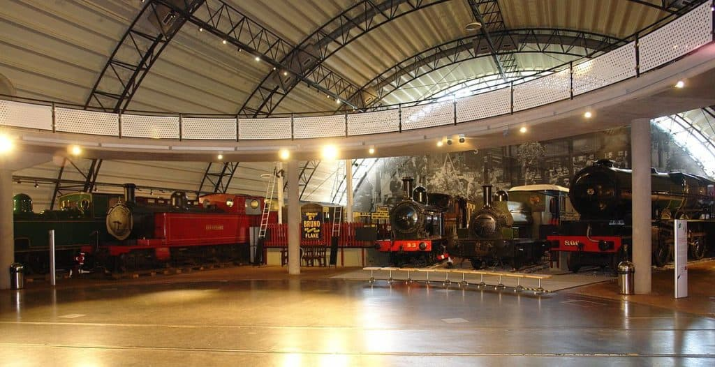 The Folk and Transport Museum
