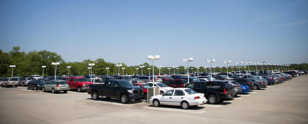 Parking at Airports - Why off-site car parks are best